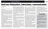 Relax, lubricate, communicate (December, 2010)