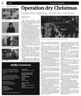 Operation Dry Christmas (December,2010)