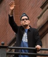 CHATTER IN THE LINES: Charlie Sheen at Massey Hall
