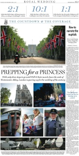 ROYAL WEDDING: How to narrate the nuptials
