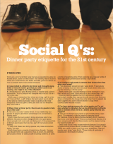 Social Qs with RussellSmith