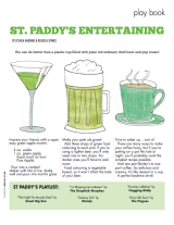 Entertaining: St. Paddy's Day Drinks